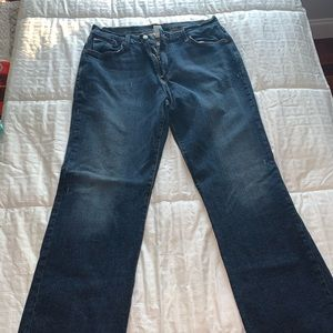 Lucky Brand Bootcut Dungarees